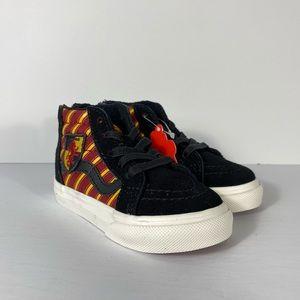 Vans x Harry Potter Sk8-Hi Zip Gryffindor Sneakers